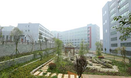 息烽县中等职业学校建筑装饰